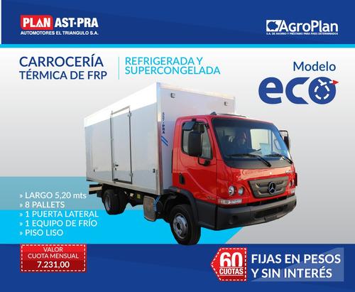 carrocería térmica eco - plan ahorro ast-pra (cuota $ 7.802)