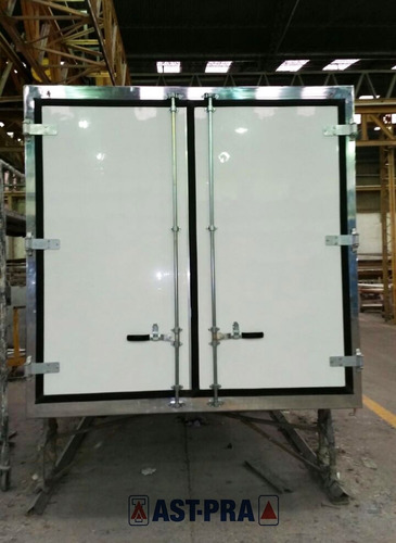 carroceria térmica frp - modelo 3,10 -  precio - anticipo