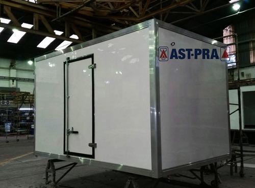 carroceria térmica frp - modelo eco - lanzamiento - anticipo