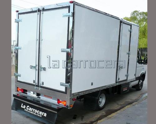 carrocería térmica furgon termico 4.20  c piso de aluminio