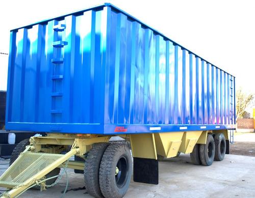 carroceria tolva acoplados  semiremolque  fabricación venta