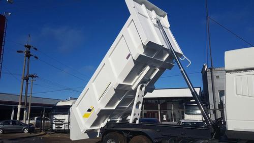 carroceria volcadora disponible ya okm 18 20 m3 volcador