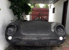 carroceria y chasis porsche 550 spyder 1953