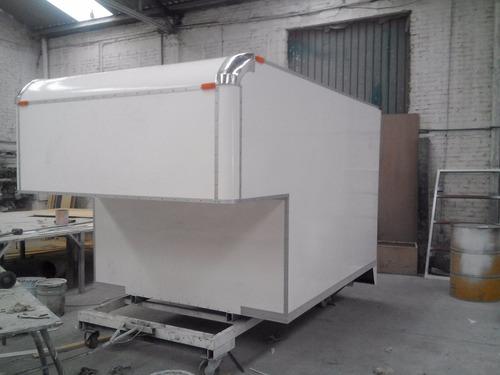 carrocerias cajas secas garrafoneras remolques fabricamos