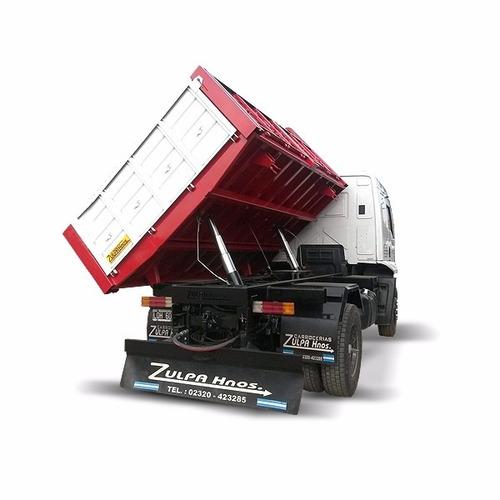 carrocerias cajas volcadoras para camiones