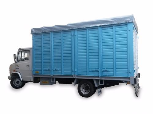 carrocerias carga general para camiones