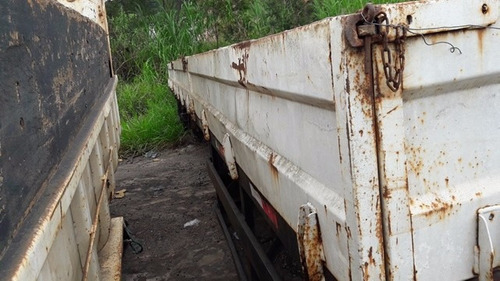carrocerias em aço para caminhões   dispomos de várias