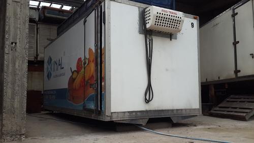 carrocerías furgones cajas de todo tipo usadas liquidacion