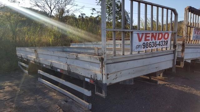 carrocerias para caminhão toco / trucado l  2 carrocerias