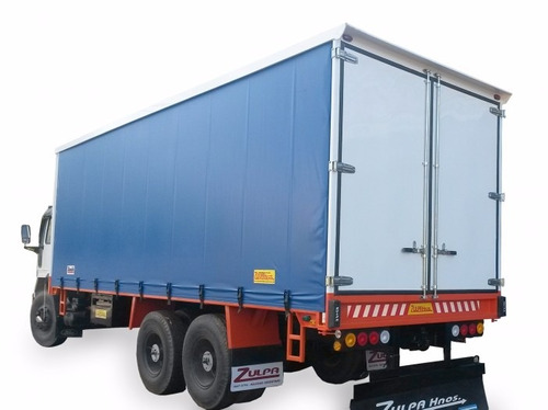 carrocerias sider para camiones