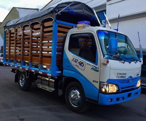 carrocerias vehículos de carga