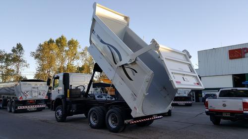 carrocerias volcadoras patronelli 18 y 22m3  nuevo modelo
