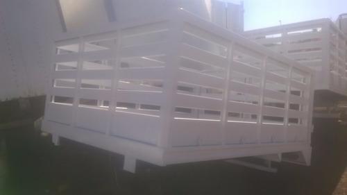 carrocerias y cajas para nissan nuevas