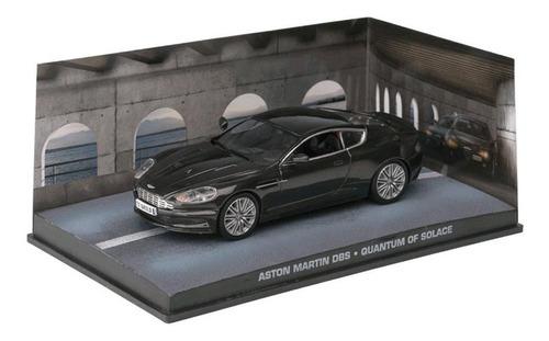 carros 007 - aston martin dbs - quantum of solace  miniatura