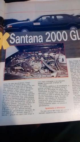 carros 1991 revista oficina mecânica ford uno turbo chevette