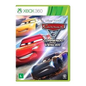Carros 3 - Xbox 360