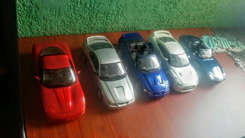 carros a escala 1 18