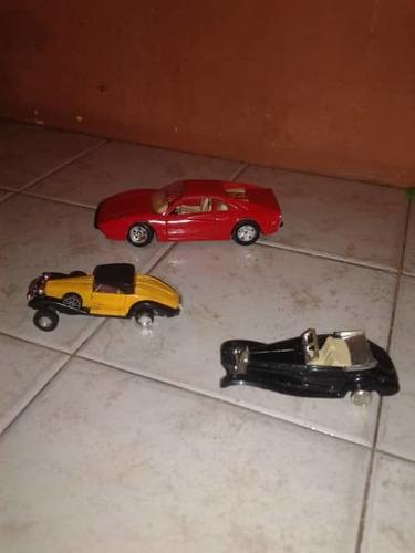 carros antiguos de colección a escala