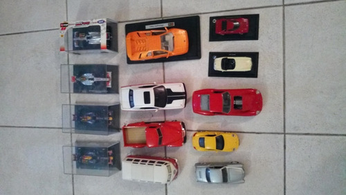 carros colección a escala