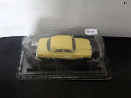 carros coleção - renault dauphine - escala 1:43