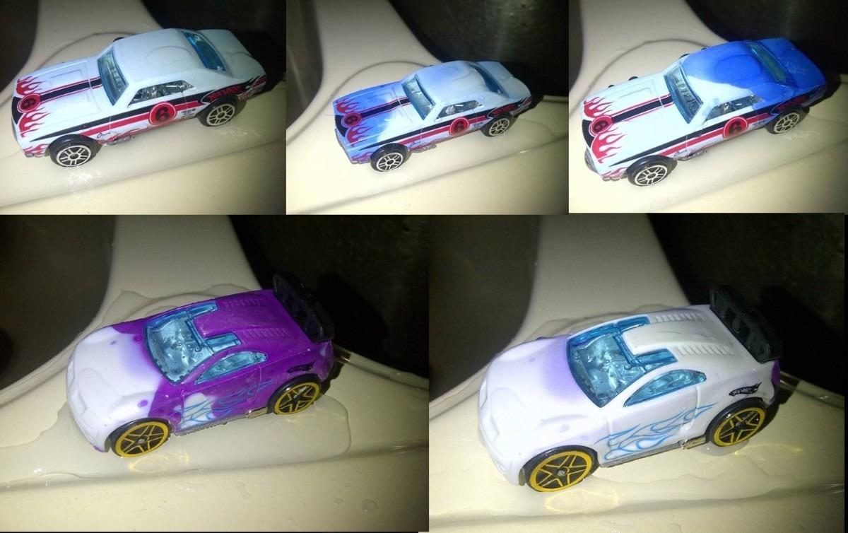 Carros Colors Shifter Hotwheels Cambia Color Con Agua Bs 65 00 En