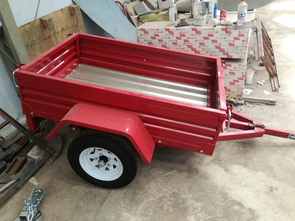 Carros De Arrastre Trailers Remolques Para Autos