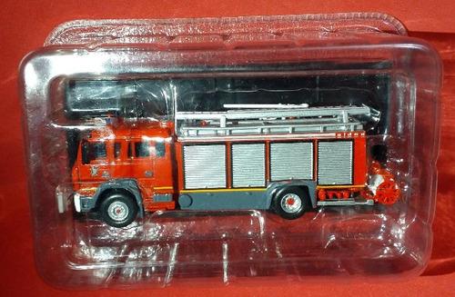 carros de bombeiro - iveco sides annie 1998 - miniatura