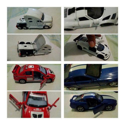 carros de coleccion a escala marca kinsmart