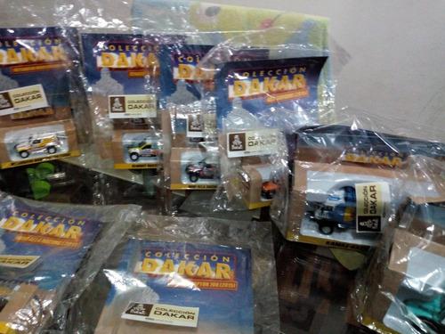 carros de coleccion dakar