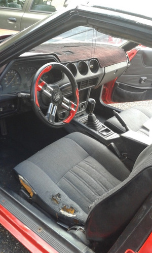 carros de colección datsun 280zx sincrónico techo t-top