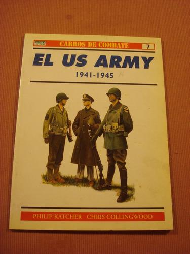 carros de combate - el us army 1941 - 1945