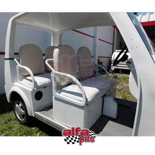 carros de golf (solo adorno)