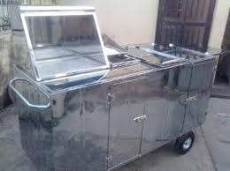 carros de perros calientes y hamburguesas nuevos. en caracas