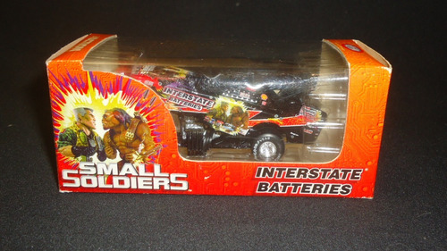 carros escala 1:64 tipo hot weels dc comics small soldiers