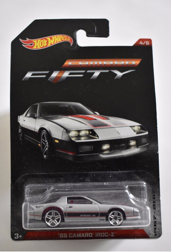 carros hot wheels camaro 50th aniversario series