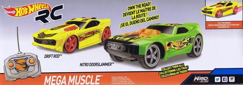 carros hot wheels contro remoto nikko