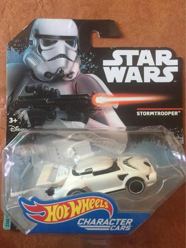 carros hotwheels colección  star wars