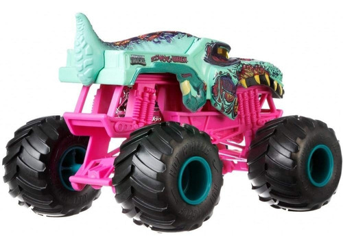 carros hotwheels mega monster trucks 1:24 mattel original