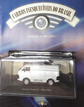 carros inesquecíveis brasil edição 124 gurgel itaipu e-400