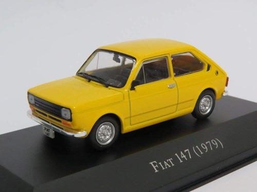 carros inesquecíveis do brasil - fiat 147 1979