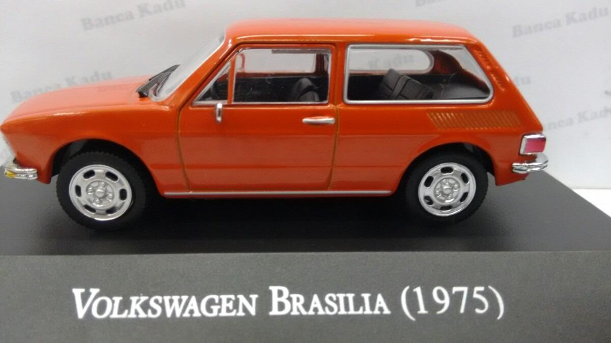 Carros Inesquecíveis Volkswagen Brasília 1975 - R$ 84,90 ...