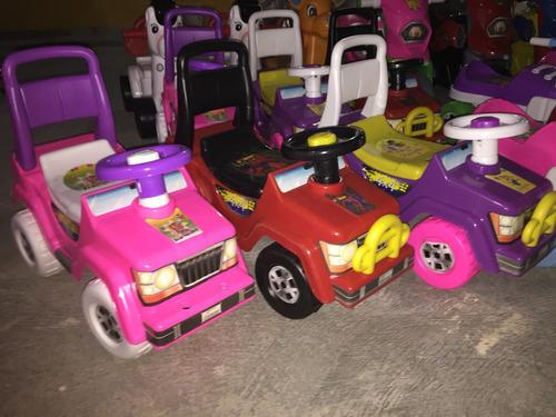 carros jeep 4x4 carritos montables niñas y niños