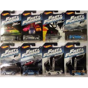 Paquete 8 Carros Rapido Y Furioso En Mercado Libre México