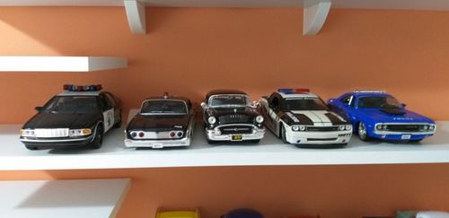 carros miniatura coleção escala 1:24