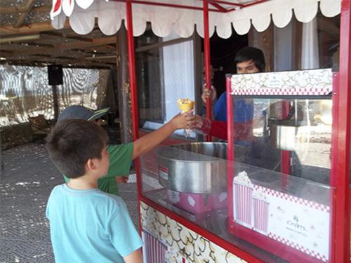carros palomitas maíz  pop corn algodon de azucar cumpleaños
