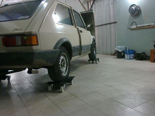 carros para mover autos y camionetas dollys