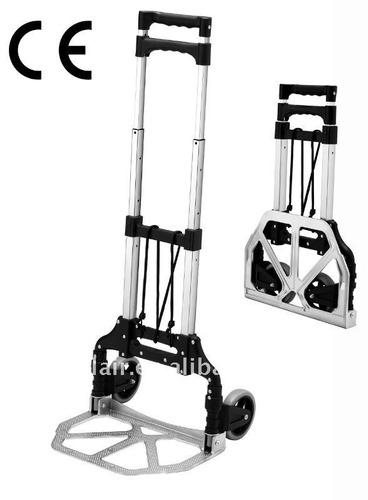 carros para transporte manual de carga - aluminio - 60 kilo
