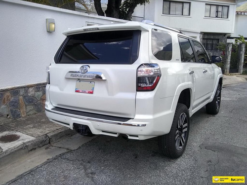 carros y camionetas toyota 4runner limited 4x4