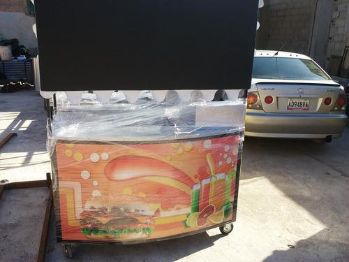 carros y trailers para comida rapida.