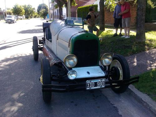carroseria ford a baquet